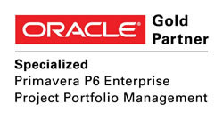 Primavera P6 EPPM Specalized Oracle Partner